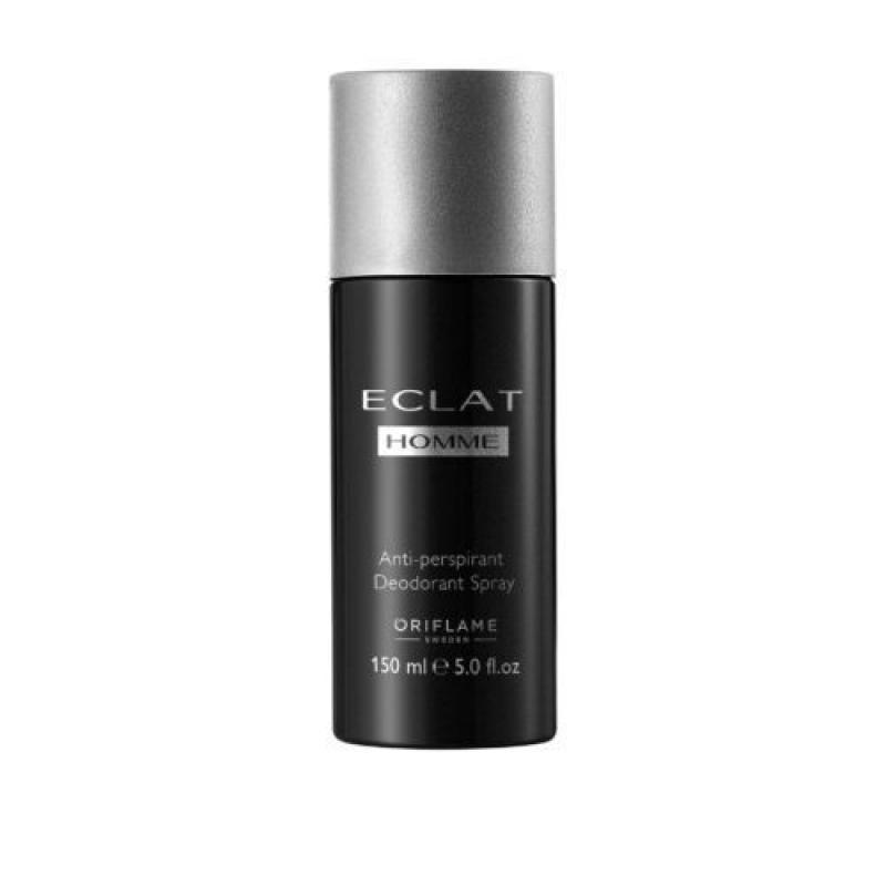 31698 oriflame – Xịt khử mùi nước hoa nam Eclat Homme 150ml