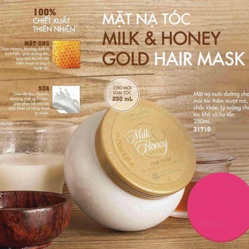 31710 MẶT NẠ DƯỠNG TÓC - Milk & Honey Gold Hair Mask