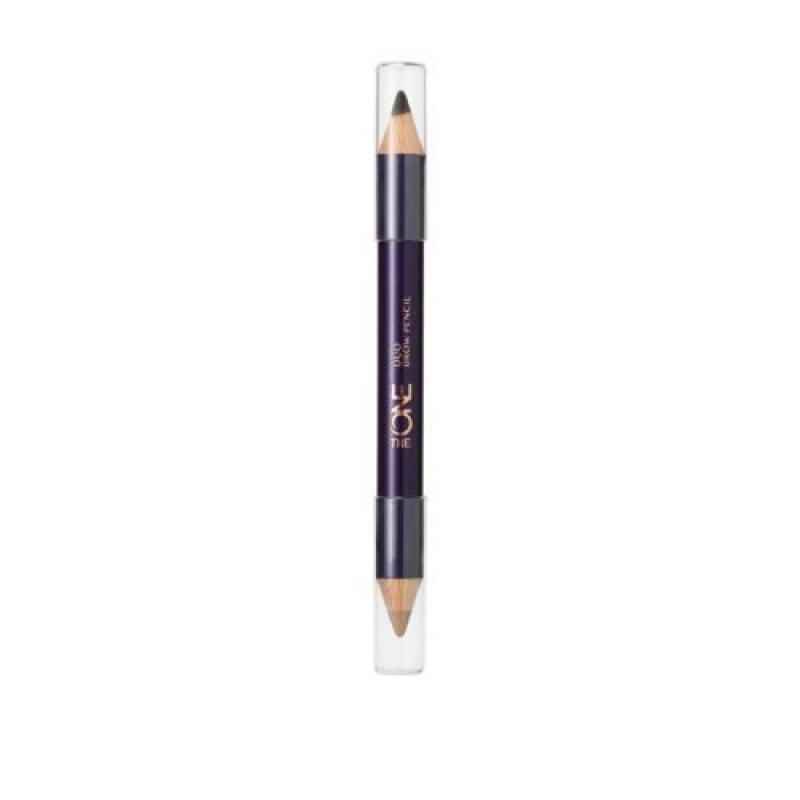 33698 Oriflame – Chì vẽ chân mày Oriflame The One Duo Brow Pencil màu nâu