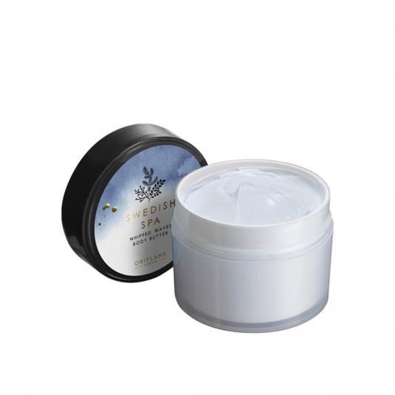 34025 BƠ DƯỠNG THỂ - SWEDISH SPA WHIPPED WAVES BODY BUTTER