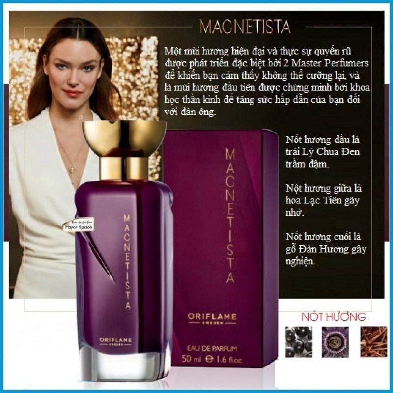 34492 Nước hoa nữ Magnetista Eau de Parfum