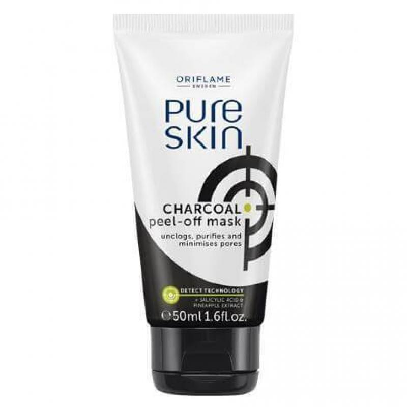 34872 Oriflame – Mặt Nạ Dạng Lột Oriflame Pure Skin Ngăn Ngừa Mụn 50ml