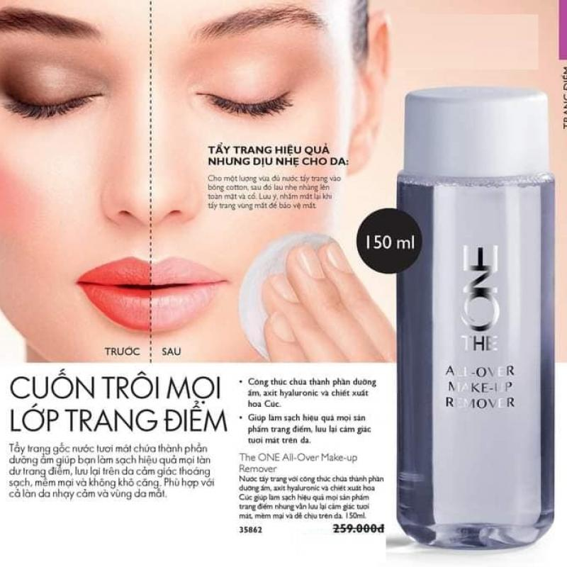 35862 Nước tẩy trang The ONE All-Over Make-Up Remover