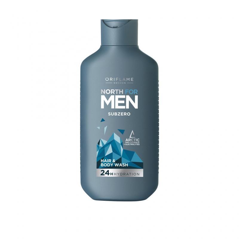 35878 Sữa tắm gội toàn thân của nam