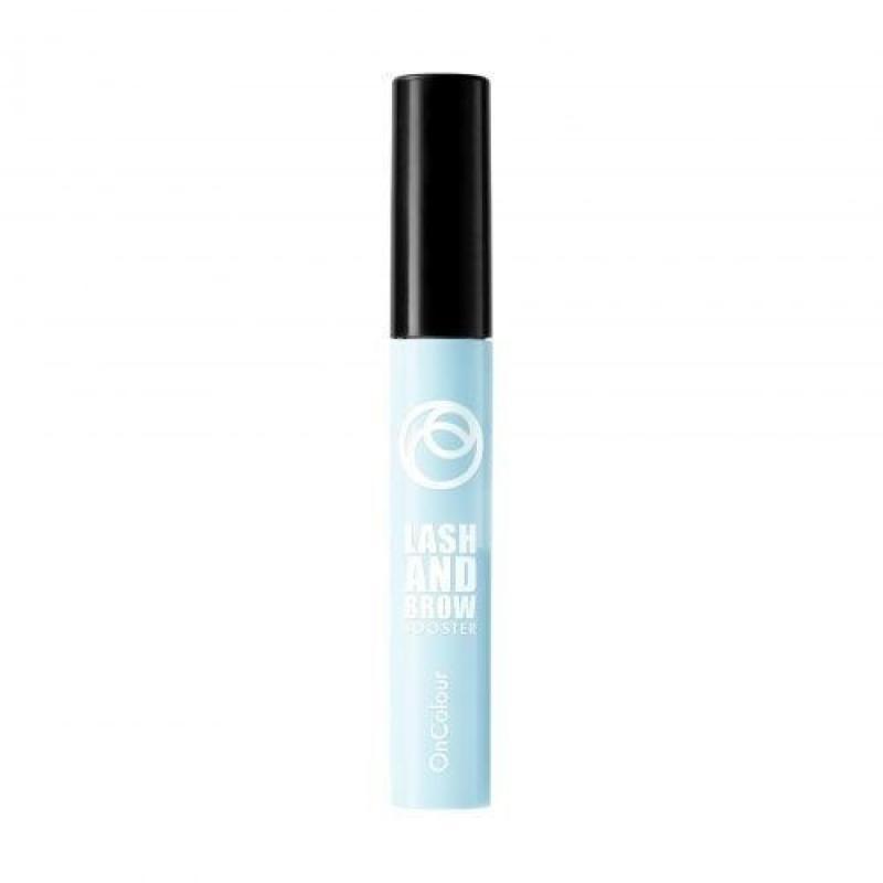 36101 Oriflame – Mascara dưỡng và định hình OnColour Lash and Brow Booster tông nâu 8ml