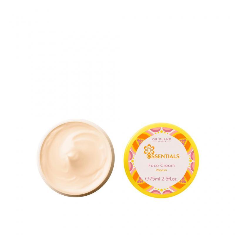 36194 Oriflame – Kem Dưỡng Da Essentials Face Cream Papaya Chiết Xuất Đu Đủ 75ml