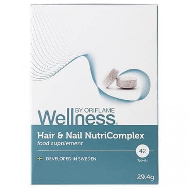29706 Thực Phẩm Bổ Sung Cho Tóc Và Móng Tay Wellness Hair & Nail Nutricomplex